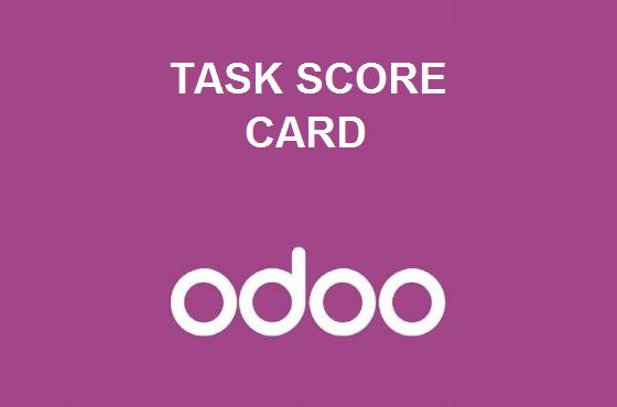 Task Score Card