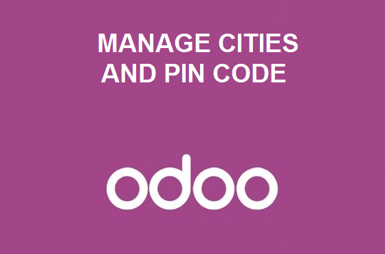 Manage cities and zip codes