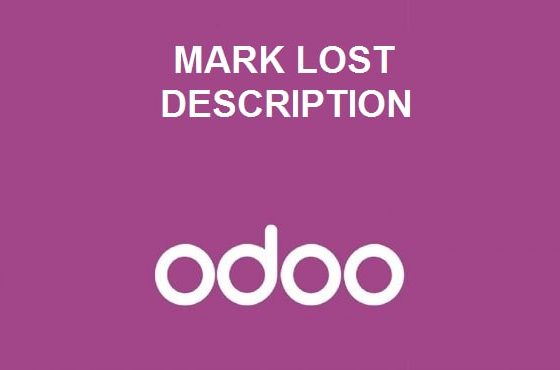 Mark as lost description