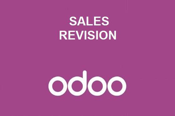Sale Revision