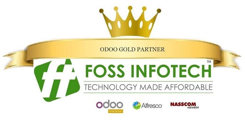 Foss Infotech Pvt Ltd is now Odoo Gold Partner – FOSS
