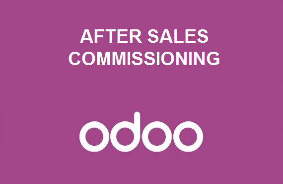 After Sales Commissioning